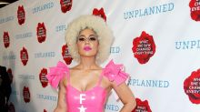 Joy Villa wears 'F*** Planned Parenthood' dress to anti-abortion movie premiere: 'This is who I am'
