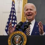 Biden acts on COVID relief while awaiting action in Congress