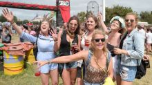Here's what going to a festival can do to your body
