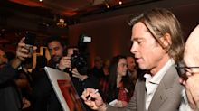 Inside the Oscar Nominees Luncheon: Brad Pitt wore a name badge, the Kobe Bryant tribute, and the plant-based menu