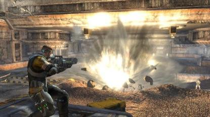 Fracture demo sends shockwaves through Xbox Live