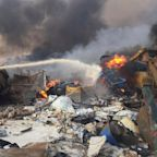 Beirut explosions: Many feared dead in 'national disaster akin to Hiroshima' - latest news and video