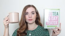 Detox teas left a woman pregnant after they interfered with her pill