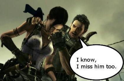 No more clickety-clack, Resident Evil 5 drops typewriters
