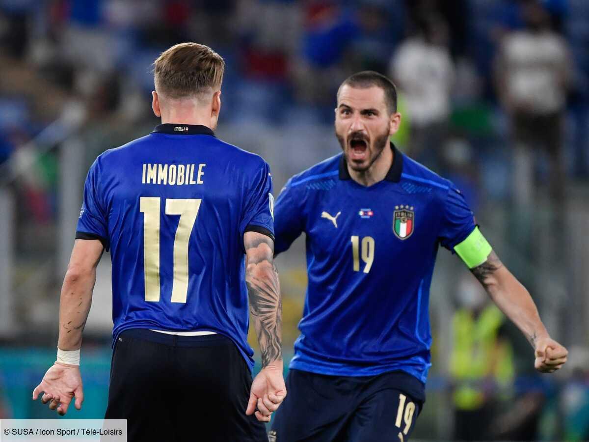Euro 2020: L'Angleterre rêve de renverser la Squadra Azzura