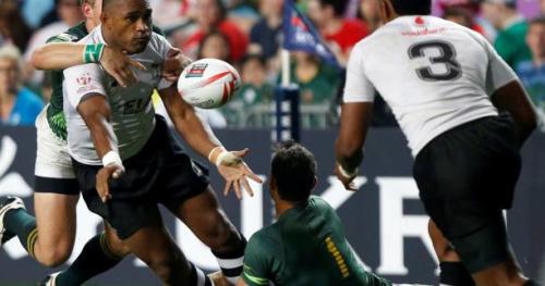 Rugby à 7 - Les Fidjiens rois de Hong-Kong