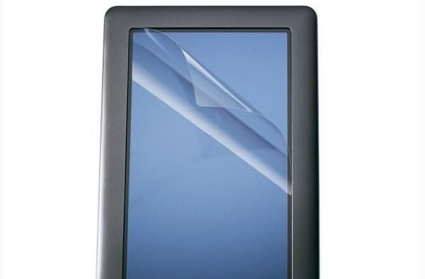 Nook Color revealed by overzealous screen protector?