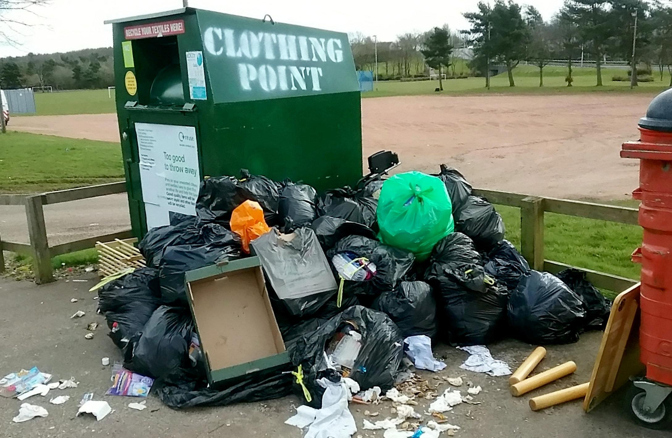 Coronavirus crisis sparks 300% surge in fly-tipping, councils warn