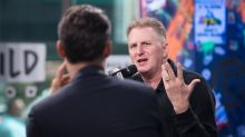 Michael Rapaport was 'looking forward' to sending his son to college but would have been 'more concerned' if he had a daughter