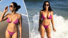 'You look 30!': Padma Lakshmi wows in 50th birthday bikini snap