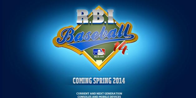 R.B.I. Baseball returns this spring to consoles, phones and tablets