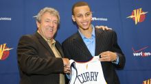 The 'hilarious' reason behind Minnesota's draft snub of Steph Curry