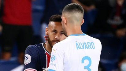 """PSG envia vídeo à liga francesa com """"prova"""" de racismo sofrido por Neymar"""