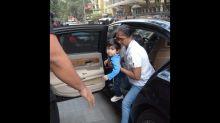 Taimur & Sunny Leone's Daughter Nisha Attend Kiddie Party At Soha Ali Khan's House
