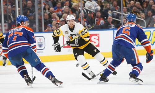 Adam Larsson, Oscar Klefbom, Edmonton Oilers, Pittsburgh Penguins, NHL, National Hockey League