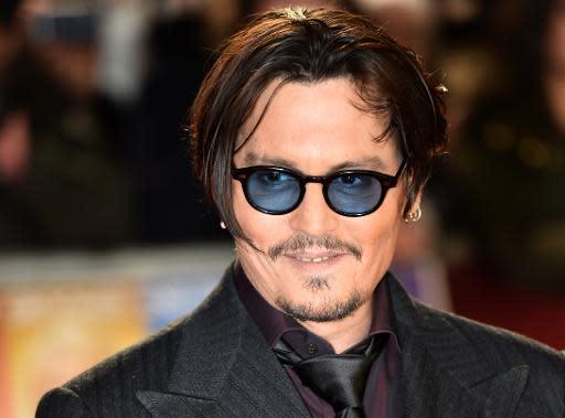 Johnny Depp Neues Gesicht Für Herrenduft Von Dior