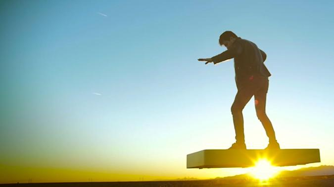Pre-order this vaporware hoverboard now for only $19,900