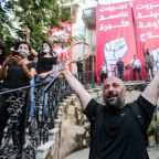 How Beirut blast briefly handed foreign ministry to protesters
