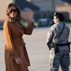 Melania Trump Spent $174k on Hotels During a Day Trip to Toronto
