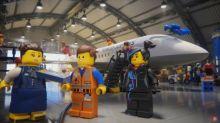 【有片】10日唔夠千萬Views LEGO英雄參演航空安全片