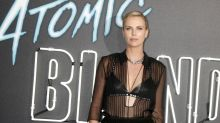 This Is How Charlize Theron Got Into Atomic Blonde Shape