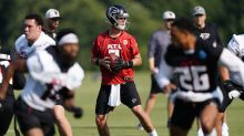 Falcons training camp: Highlights from first practice
