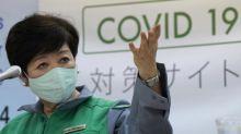 "Koike dice que Tokio ""ya está tomando medidas"" para acoger unos JJOO seguros"