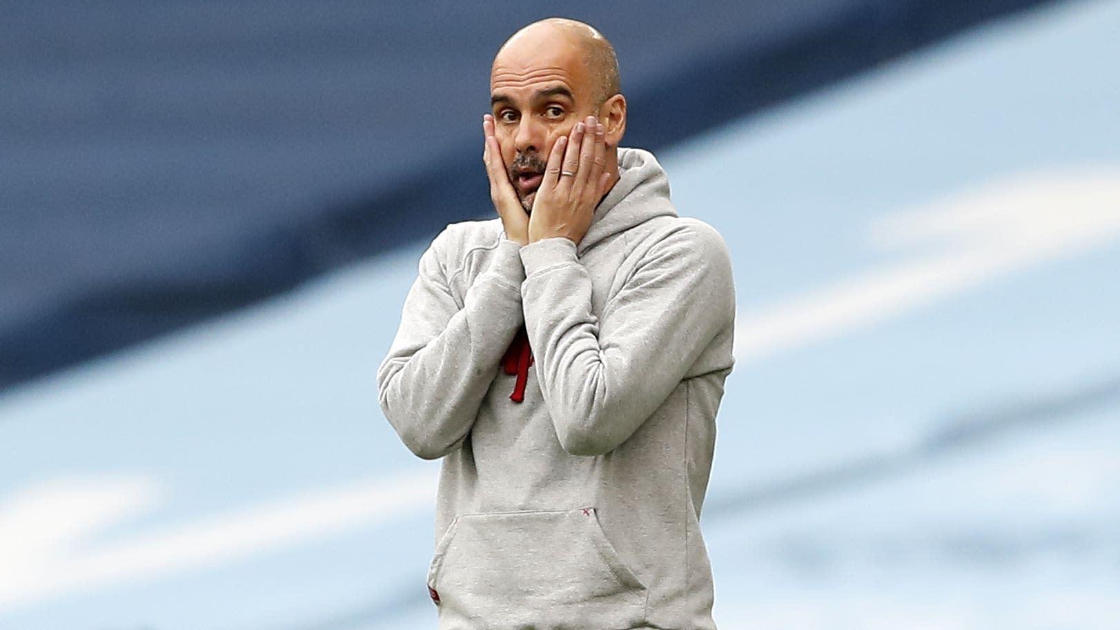 Pep Guardiola prepares for 'incredibly tough' Champions League final selection