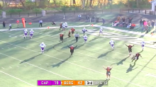 D-III Heidelberg runs hook-and-lateral play to lineman for TD (Video)