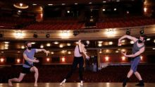 An Evening with Scottish Ballet review – masked dancers leap into digital