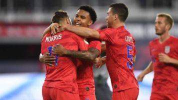 Foot - L. nations Concacaf - Les États-Unis et le Mexique écrasants pour leurs premiers matches en Ligue des nations de la Concacaf