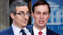 John Oliver Hits Jared Kushner Again: 'The Most Punchable Face in America'
