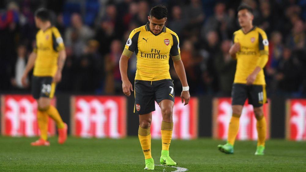 Crystal Palace-Arsenal 3-0: Gunners travolti, per il quarto posto si fa durissima
