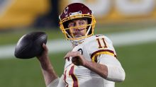 AP source: Washington tells Alex Smith he's being released