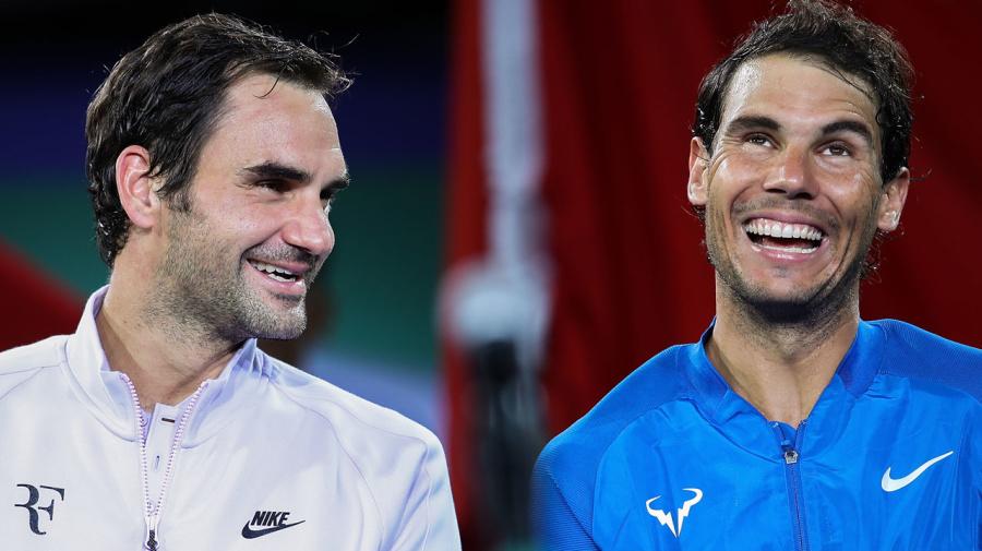 Roger Federer and Rafael Nadal to renew historic partnership