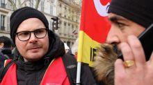 For Paris train driver, strike action is a family affair