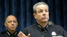 """LAPD Chief Michel Moore Says George Floyd's Death Is On Looters' Hands """"As Much As"""" Officers', Then Says He Misspoke"""
