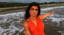Actress Shenaz Treasury Slammed By Goans For Influencing Others To Travel To Goa Amid Pandemic!