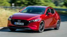 Mazda3 Skyactiv-X engine UK spec details announced