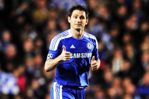 Lampard diz não se arrepender por rejeitar gigantes da Europa