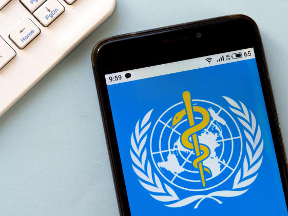 WHO will launch a COVID-19 app for countries that don't make their own