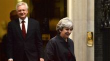 May to pitch on Brexit at EU summit dinner