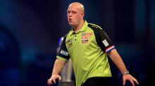 Michael Van Gerwen faces top-four battle after failing to beat Glen Durrant