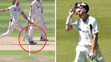 'Infuriated me': Controversy rocks Sheffield Shield final