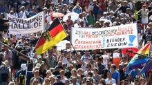Berliner Verwaltungsgericht hebt Corona-Demonstrationsverbot auf