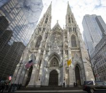 Man who carried gas cans into NY cathedral charged with attempted arson