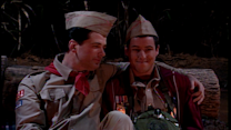 Canteen Boy and the Scoutmaster