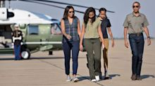Michelle Obama worries about her daughters experiencing racism