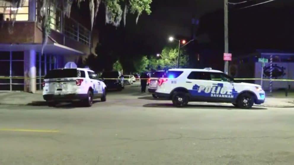Georgia police Sgt  Kelvin Ansari dies after being shot responding