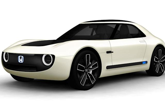 Honda's Sports EV Concept puts an AI assistant in the passenger seat